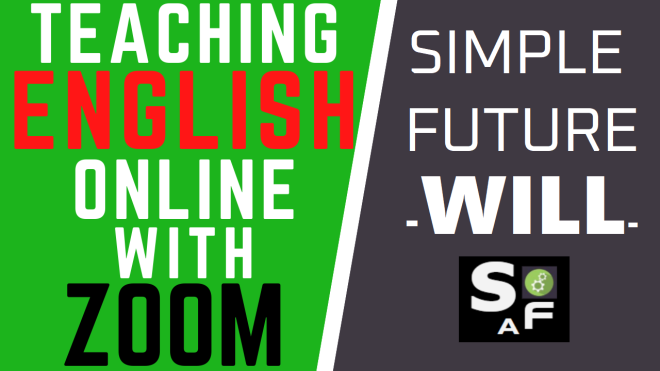 TEACHING WITH ZOOM will